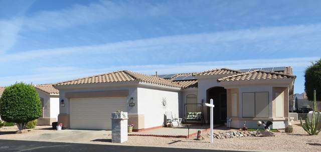 2101 S Meridian Road #295, Apache Junction, AZ 85120 (MLS #6081661) :: Klaus Team Real Estate Solutions