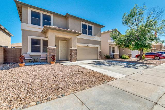 11747 W Foothill Drive, Sun City, AZ 85373 (MLS #6081663) :: Yost Realty Group at RE/MAX Casa Grande
