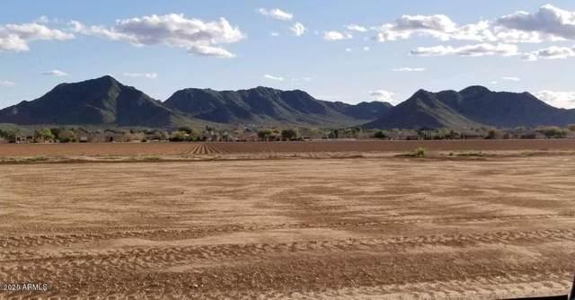 - E Cedar Waxwing Drive, Queen Creek, AZ 85142 (MLS #6081701) :: The Property Partners at eXp Realty