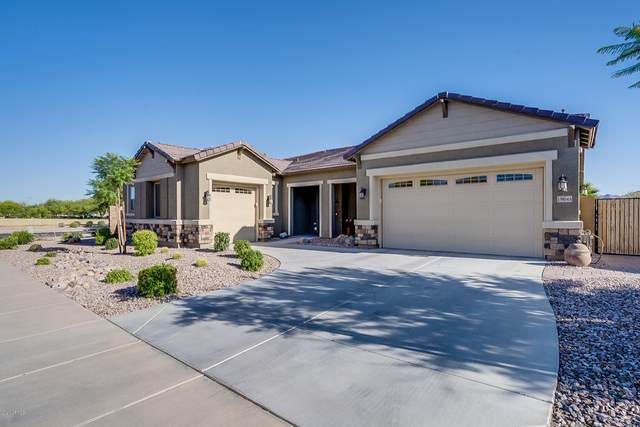 19045 E Carriage Way, Queen Creek, AZ 85142 (MLS #6081769) :: The Property Partners at eXp Realty