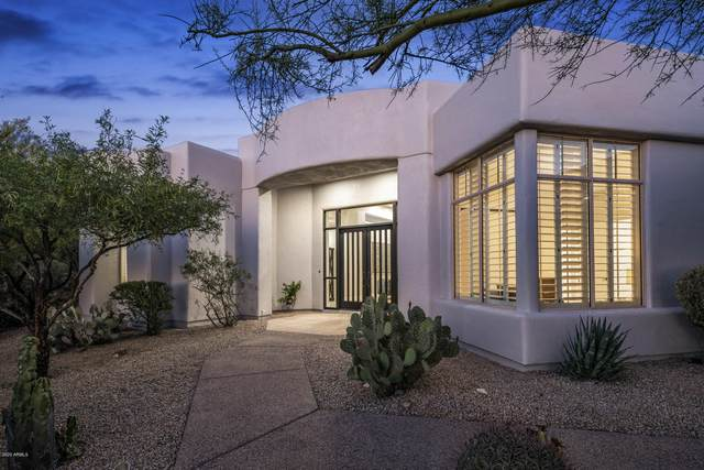 8300 E Dixileta Drive #213, Scottsdale, AZ 85266 (MLS #6081770) :: Devor Real Estate Associates