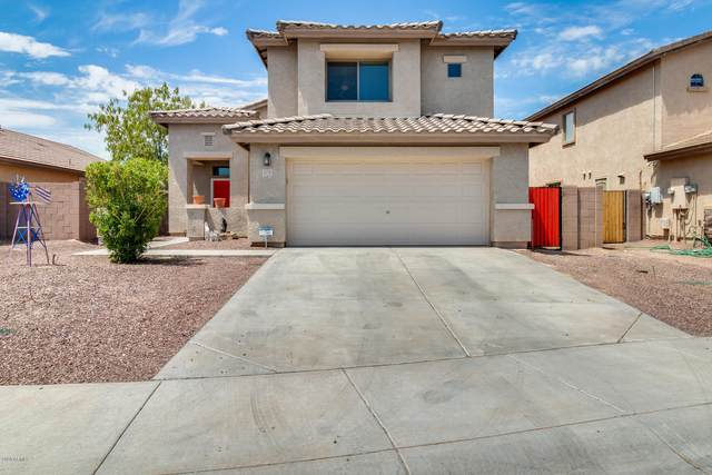 25792 W St Charles Court, Buckeye, AZ 85326 (MLS #6081773) :: Long Realty West Valley