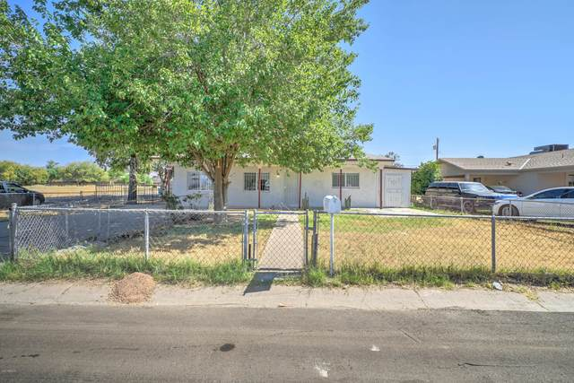 1301 W Hidalgo Avenue, Phoenix, AZ 85041 (MLS #6081778) :: Devor Real Estate Associates