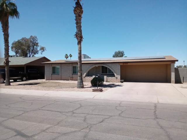 1543 N Park Avenue, Casa Grande, AZ 85122 (MLS #6081787) :: NextView Home Professionals, Brokered by eXp Realty