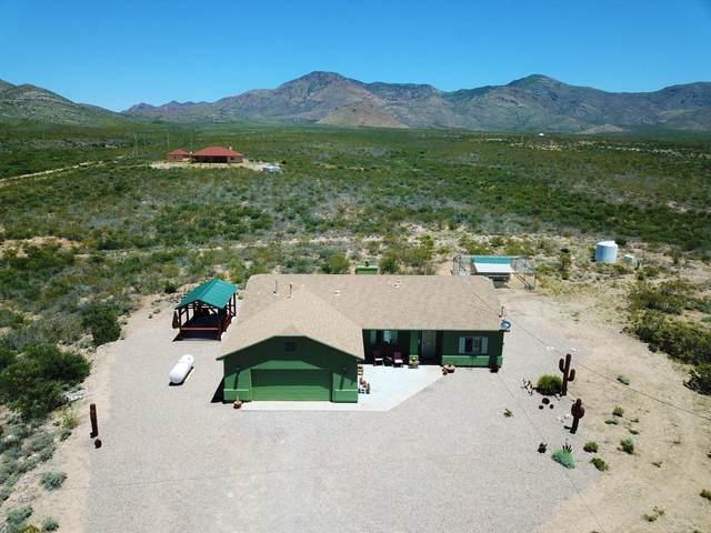 1625 S Grande Vista Lane, Bisbee, AZ 85603 (MLS #6081809) :: Keller Williams Realty Phoenix