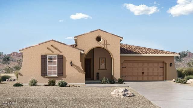 18360 W Mountain Sky Avenue, Goodyear, AZ 85338 (MLS #6081822) :: Brett Tanner Home Selling Team