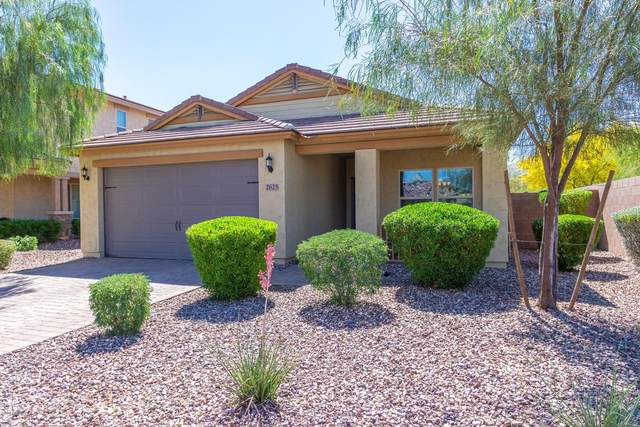 2625 E Gillcrest Road, Gilbert, AZ 85298 (MLS #6081875) :: The Everest Team at eXp Realty