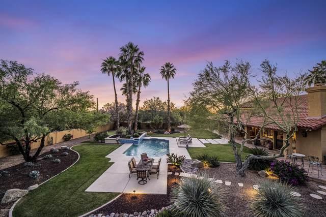 8001 E Juan Tabo Road, Scottsdale, AZ 85255 (MLS #6081879) :: Devor Real Estate Associates