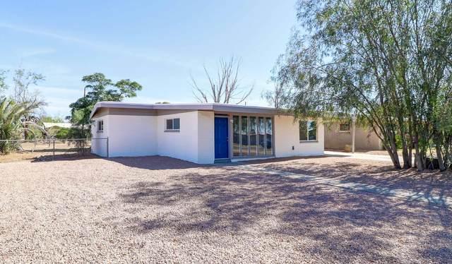 596 W Harding Avenue, Coolidge, AZ 85128 (MLS #6081880) :: The Daniel Montez Real Estate Group