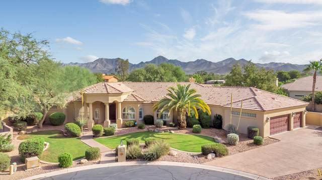 9726 E Poinsettia Drive, Scottsdale, AZ 85260 (MLS #6081886) :: Keller Williams Realty Phoenix