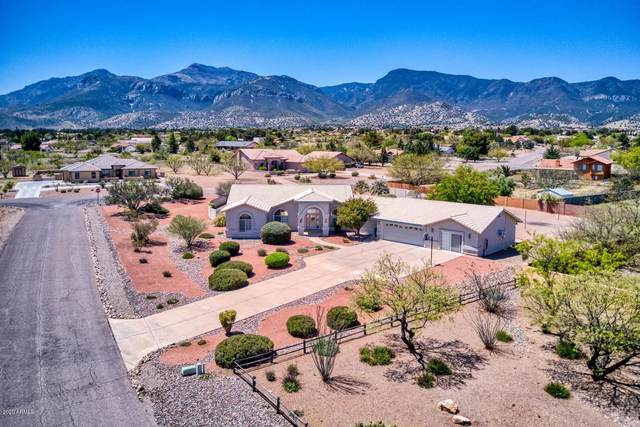 4280 S Mohave Drive, Sierra Vista, AZ 85650 (MLS #6081899) :: The Results Group