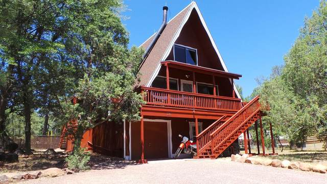210 E Sherwood Drive, Payson, AZ 85541 (MLS #6081902) :: neXGen Real Estate