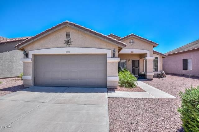 15897 W Cottonwood Street, Surprise, AZ 85374 (MLS #6081912) :: Brett Tanner Home Selling Team