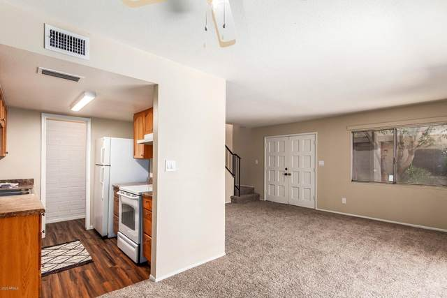 600 S Dobson Road #35, Mesa, AZ 85202 (MLS #6081922) :: Dijkstra & Co.