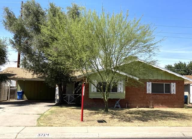 3714 W Rose Lane, Phoenix, AZ 85019 (MLS #6081937) :: The Laughton Team