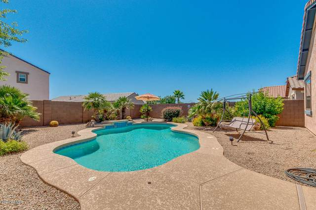 19264 N Del Mar Avenue, Maricopa, AZ 85138 (MLS #6081955) :: Revelation Real Estate