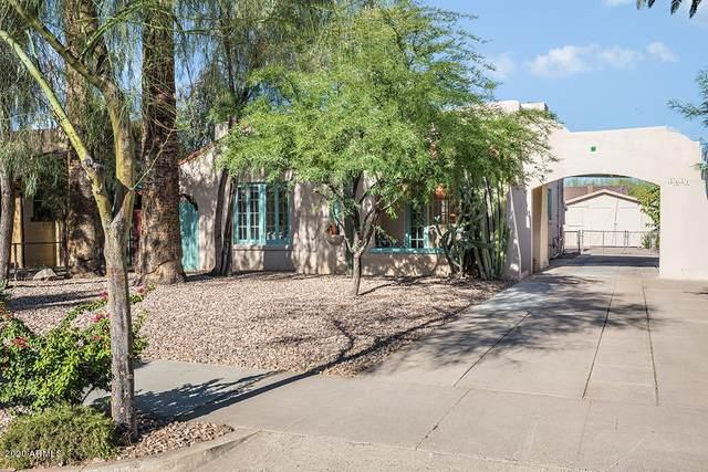 2533 N 10TH Street, Phoenix, AZ 85006 (MLS #6081965) :: Riddle Realty Group - Keller Williams Arizona Realty