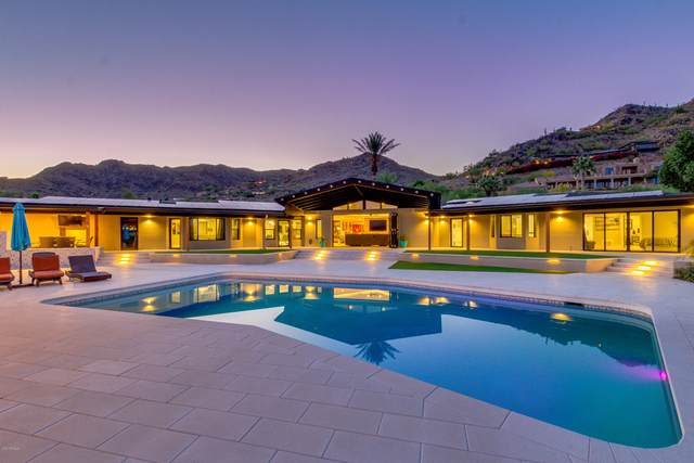 7323 N Lakeside Lane, Paradise Valley, AZ 85253 (MLS #6081969) :: The Everest Team at eXp Realty
