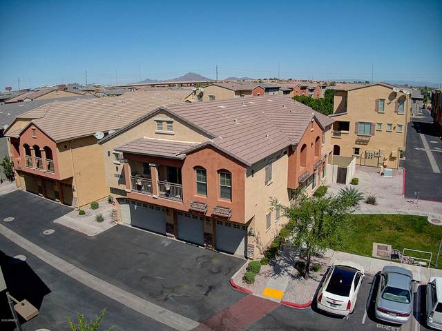 2402 E 5TH Street #1625, Tempe, AZ 85281 (MLS #6081975) :: The Everest Team at eXp Realty