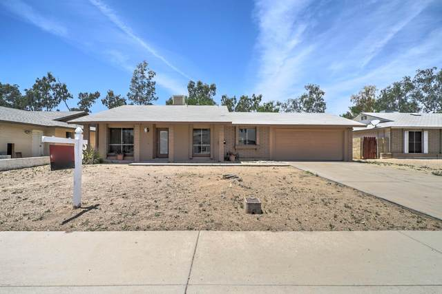 8914 N 105TH Lane, Peoria, AZ 85345 (MLS #6081982) :: The Laughton Team