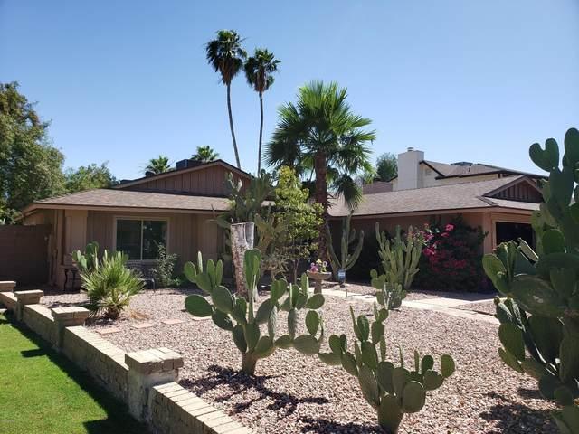 4617 W Mercury Way, Chandler, AZ 85226 (MLS #6081983) :: The W Group