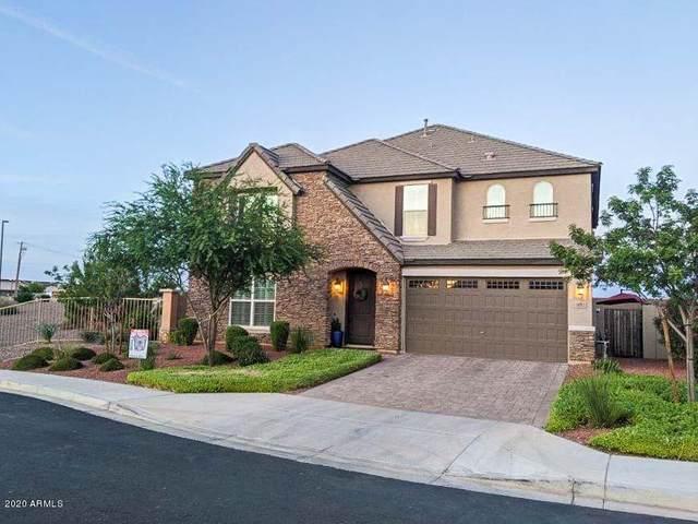 4061 S Topaz Place, Chandler, AZ 85249 (MLS #6082020) :: Keller Williams Realty Phoenix