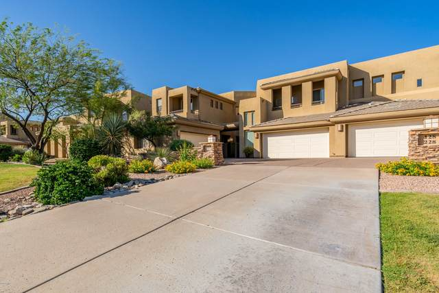 14850 E Grandview Drive #127, Fountain Hills, AZ 85268 (MLS #6082026) :: Balboa Realty