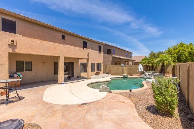 11573 W Yuma Street, Avondale, AZ 85323 (MLS #6082051) :: The Laughton Team