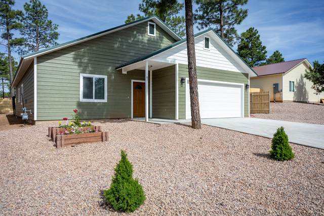 81 N Fox Rn, Show Low, AZ 85901 (MLS #6082053) :: Devor Real Estate Associates