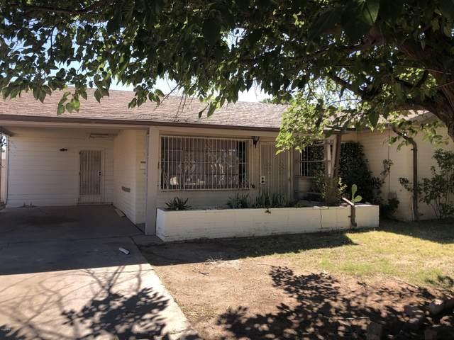 1501 Frederic Drive, Douglas, AZ 85607 (MLS #6082057) :: Brett Tanner Home Selling Team