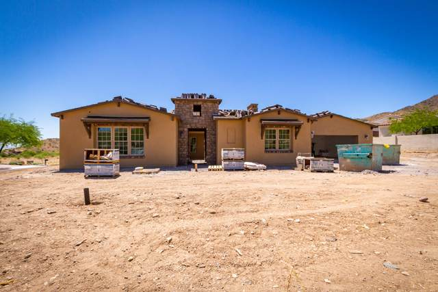 3929 N Gila Plain Trail, Buckeye, AZ 85396 (MLS #6082062) :: Conway Real Estate