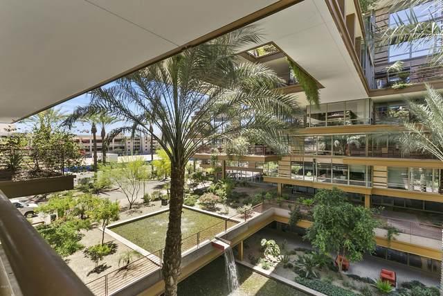 7147 E Rancho Vista Drive #3002, Scottsdale, AZ 85251 (MLS #6082087) :: Kepple Real Estate Group