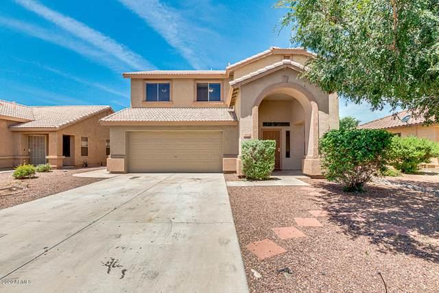 4612 N 91ST Drive, Phoenix, AZ 85037 (MLS #6082089) :: neXGen Real Estate