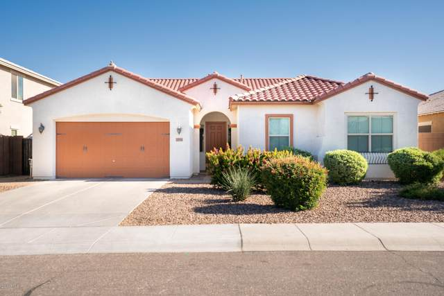 2054 E Brigadier Drive, Gilbert, AZ 85298 (MLS #6082098) :: Keller Williams Realty Phoenix