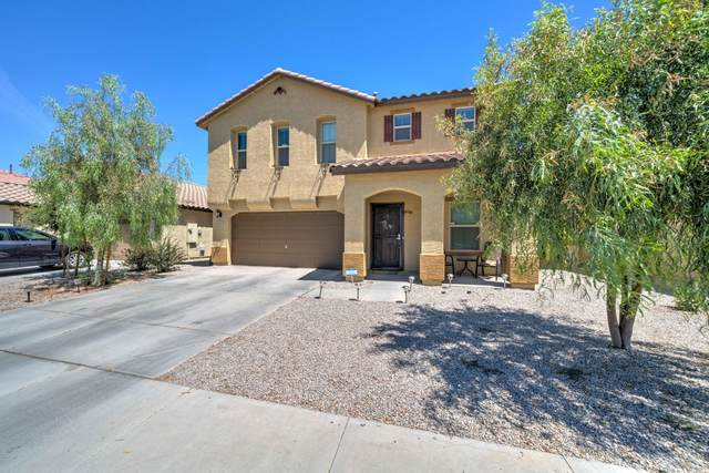 40844 W Portis Drive, Maricopa, AZ 85138 (MLS #6082113) :: The AZ Performance PLUS+ Team