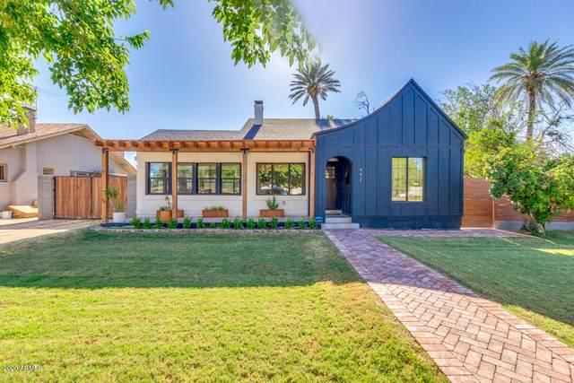 442 N Robson, Mesa, AZ 85201 (MLS #6082123) :: The Daniel Montez Real Estate Group