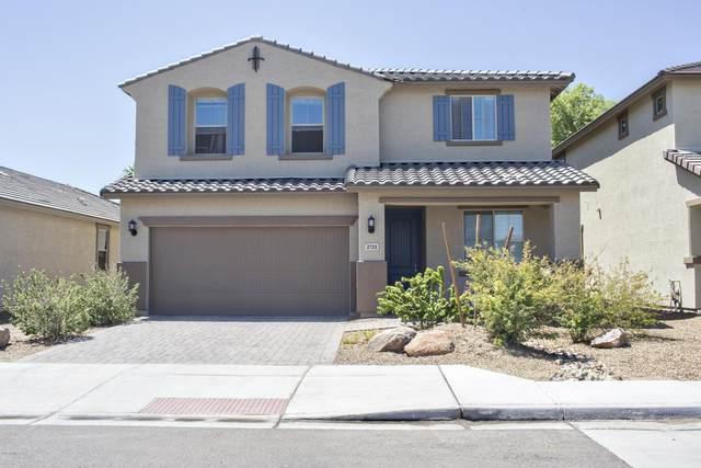2721 E Dunbar Drive, Phoenix, AZ 85042 (MLS #6082127) :: Devor Real Estate Associates