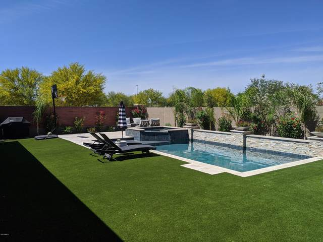 1058 E Kensington Road, Gilbert, AZ 85297 (MLS #6082138) :: Lux Home Group at  Keller Williams Realty Phoenix