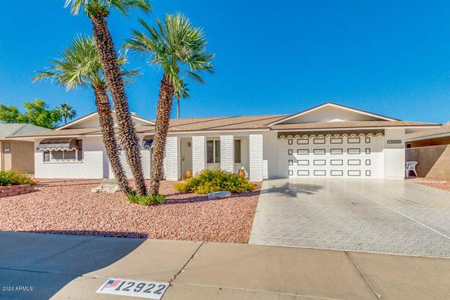 12922 W Castlebar Drive, Sun City West, AZ 85375 (MLS #6082143) :: neXGen Real Estate