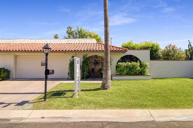 5760 N Scottsdale Road, Paradise Valley, AZ 85253 (MLS #6082147) :: The Everest Team at eXp Realty