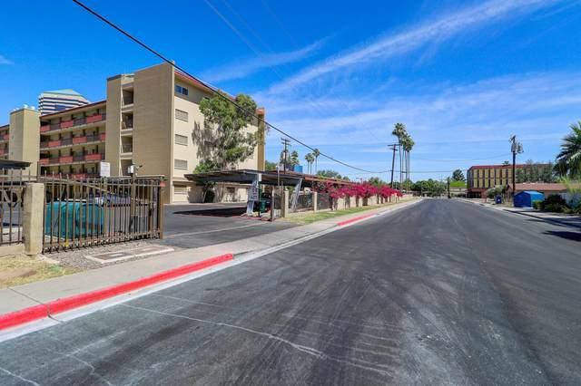 353 E Thomas Road C206, Phoenix, AZ 85012 (MLS #6082153) :: Revelation Real Estate