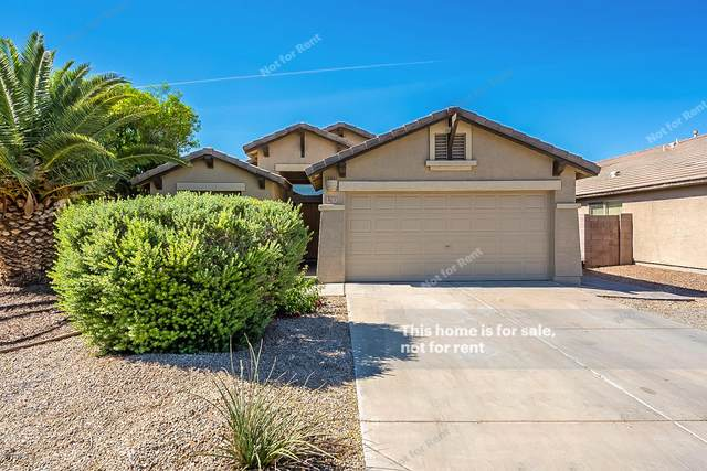 3073 E Bellerive Drive, Chandler, AZ 85249 (MLS #6082156) :: Klaus Team Real Estate Solutions