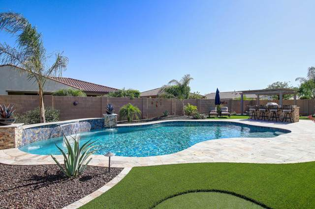 16209 W Holly Street, Goodyear, AZ 85395 (MLS #6082159) :: Klaus Team Real Estate Solutions