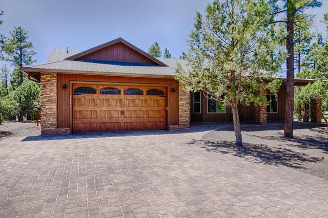 5441 N Elk Springs, Lakeside, AZ 85929 (MLS #6082163) :: Devor Real Estate Associates