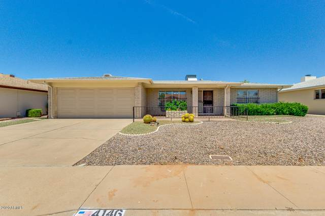 4146 E Dolphin Avenue, Mesa, AZ 85206 (MLS #6082165) :: Openshaw Real Estate Group in partnership with The Jesse Herfel Real Estate Group