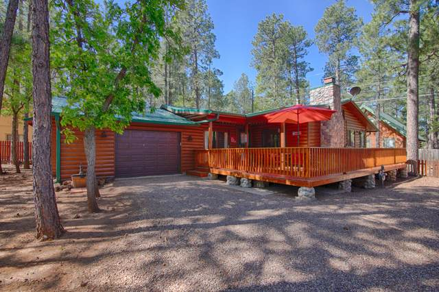 3310 Blacksmith Trail, Pinetop, AZ 85935 (MLS #6082166) :: Devor Real Estate Associates