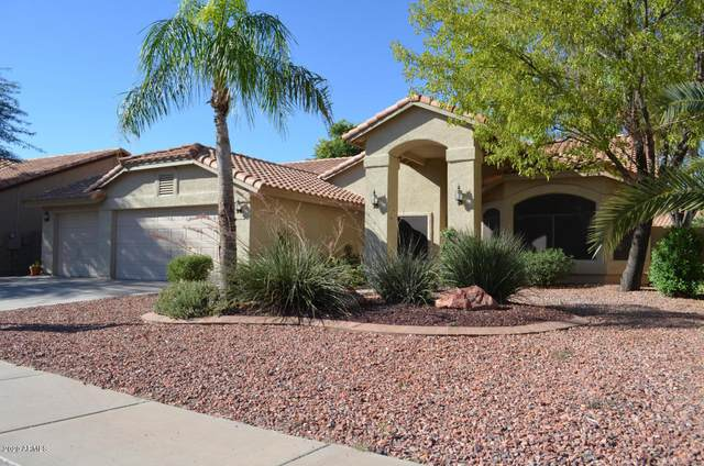 632 E Vaughn Avenue, Gilbert, AZ 85234 (MLS #6082182) :: Klaus Team Real Estate Solutions