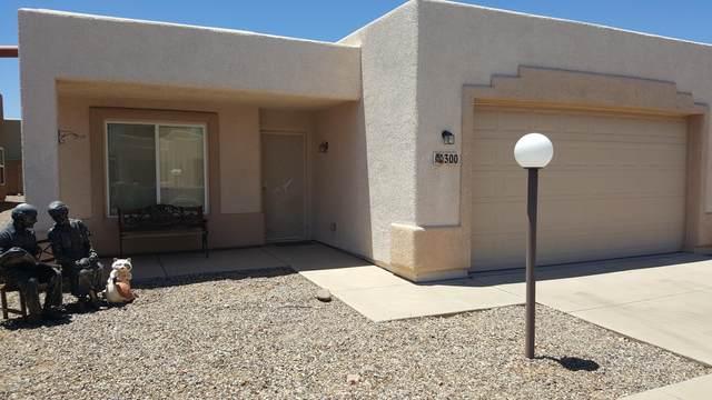 300 S Taylors Trail Trail, Sierra Vista, AZ 85635 (MLS #6082188) :: Devor Real Estate Associates