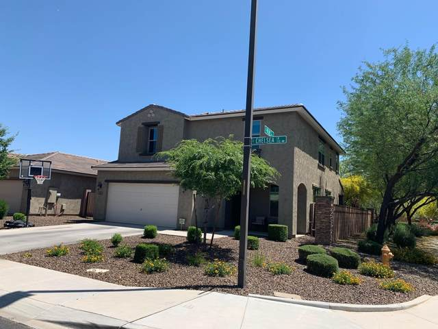 159 E Chelsea Lane, Gilbert, AZ 85295 (MLS #6082193) :: The Helping Hands Team