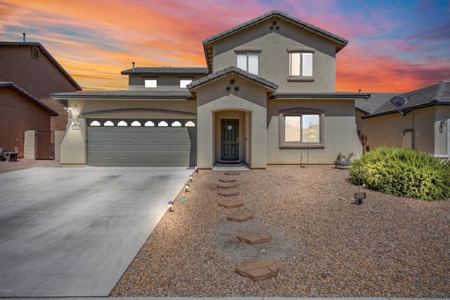 1407 San Simeon Drive, Sierra Vista, AZ 85635 (MLS #6082207) :: Devor Real Estate Associates